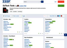 edtech-tools.zeef.com