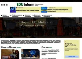 edu-inform.ru