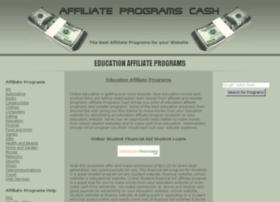 edu.affiliateprogramscash.com