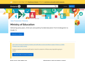 edu.gov.on.ca