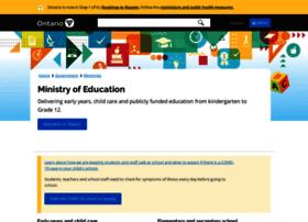 edu.gov.on.ca