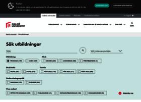 edu.mah.se