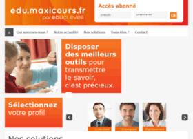 edu.maxicours.fr