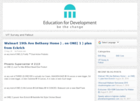 edu4development.org