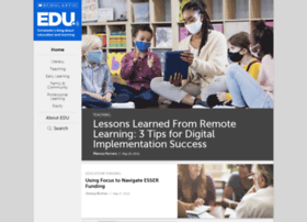 edublog.scholastic.com