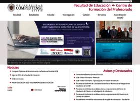 educacion.ucm.es