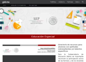 educacionespecial.sep.gob.mx