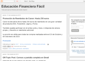 educacionfinancierafacil.com