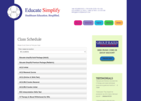 educateandsimplify.enrollware.com