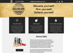educatedarms.com
