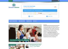 educatetoadvance.com