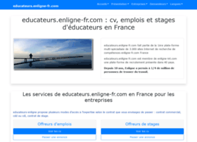 educateurs.enligne-fr.com