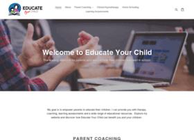 educateyourchild.com