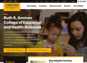 education-ci.adelphi.edu
