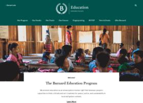 education.barnard.edu