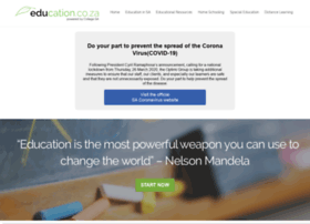 education.co.za