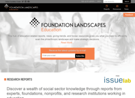education.foundationcenter.org