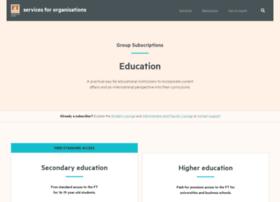 education.ft.com