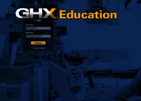education.ghx.com