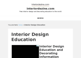 education.interiordezine.com