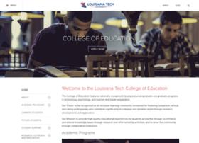 education.latech.edu