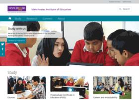 education.manchester.ac.uk