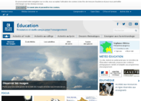 education.meteofrance.com