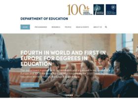 education.ox.ac.uk