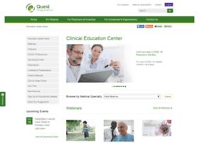 education.questdiagnostics.com