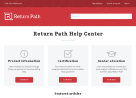 education.returnpath.com