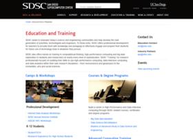 education.sdsc.edu