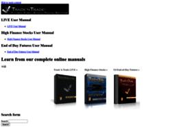 education.trackntrade.com