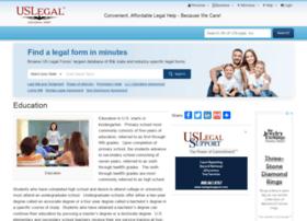 education.uslegal.com