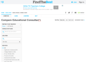 educational-counselor.findthebest.com
