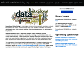 educationaldatamining.org