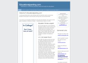 educationalgranting.com