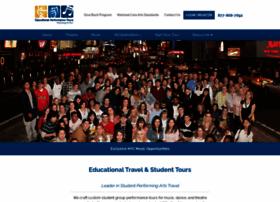 educationalperformancetours.org