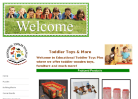 educationaltoddlertoysplus.com