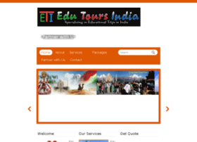 educationaltoursindia.com