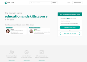 educationandskills.com