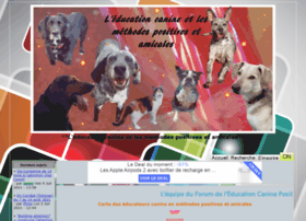 educationcanine.forumactif.com