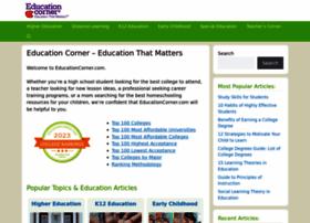 educationcorner.com