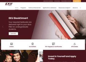 educationdegreeonline.eku.edu