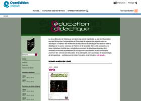 educationdidactique.revues.org