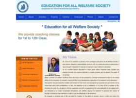 educationforallwelfaresociety.com