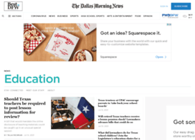 educationfrontblog.dallasnews.com
