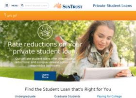 educationloan.suntrust.com