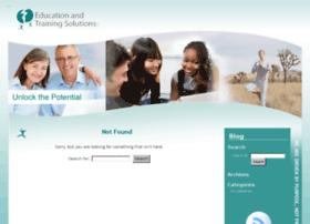 educationtrainingsolutions.com