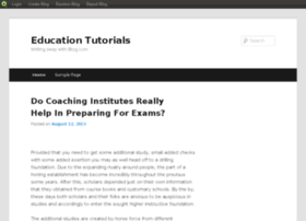 educationtutorials.blog.com
