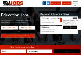 educationweekjobs.co.uk